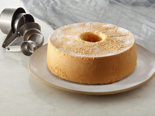 CHIFFON CAKE DE BAUNILHA