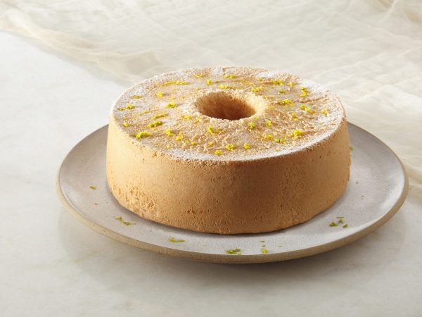 CHIFFON CAKE DE LARANJA