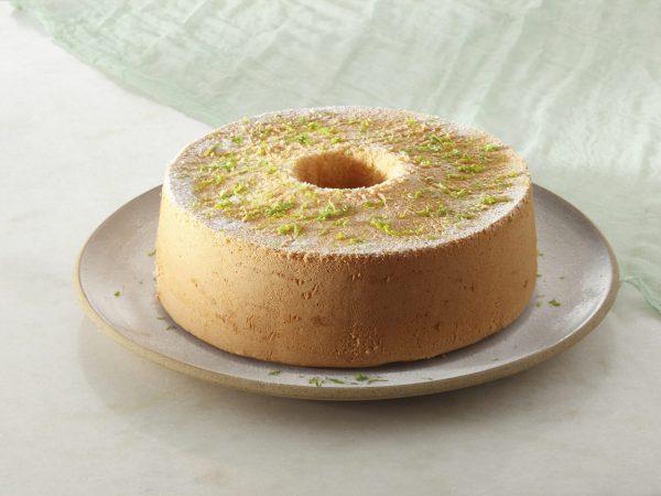 CHIFFON CAKE DE LIMÃO